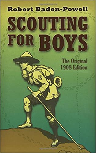 Buy the book Scouting for Boys: The Original 1908 Edition through this affiliate link with Amazon