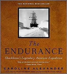 Buy the book The Endurance: Shackleton's Legendary Antarctic Expedition through this affiliate link with Amazon