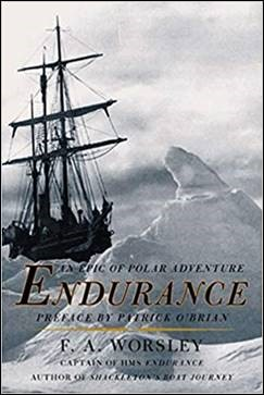Buy the book Endurance through this affiliate link with Amazon