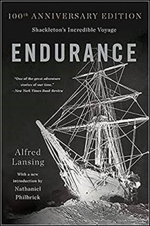 Buy the book Endurance: Shackleton's Incredible Voyage through this affiliate link with Amazon