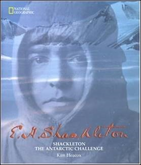Buy the book Shackleton: The Antarctic Challenge through this affiliate link with Amazon