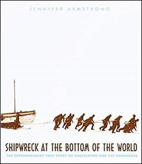 Buy the book Shipwreck at the Bottom of the World: The Extraordinary True Story of Shackleton and the Endurance through this affiliate link with Amazon