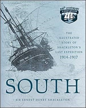 Buy the book South: The Illustrated Story of Shackleton's Last Expedition 1914-1917 through this affiliate link with Amazon